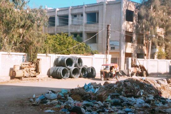 أزمة مستشفى بشبيش بالمحلة (8)