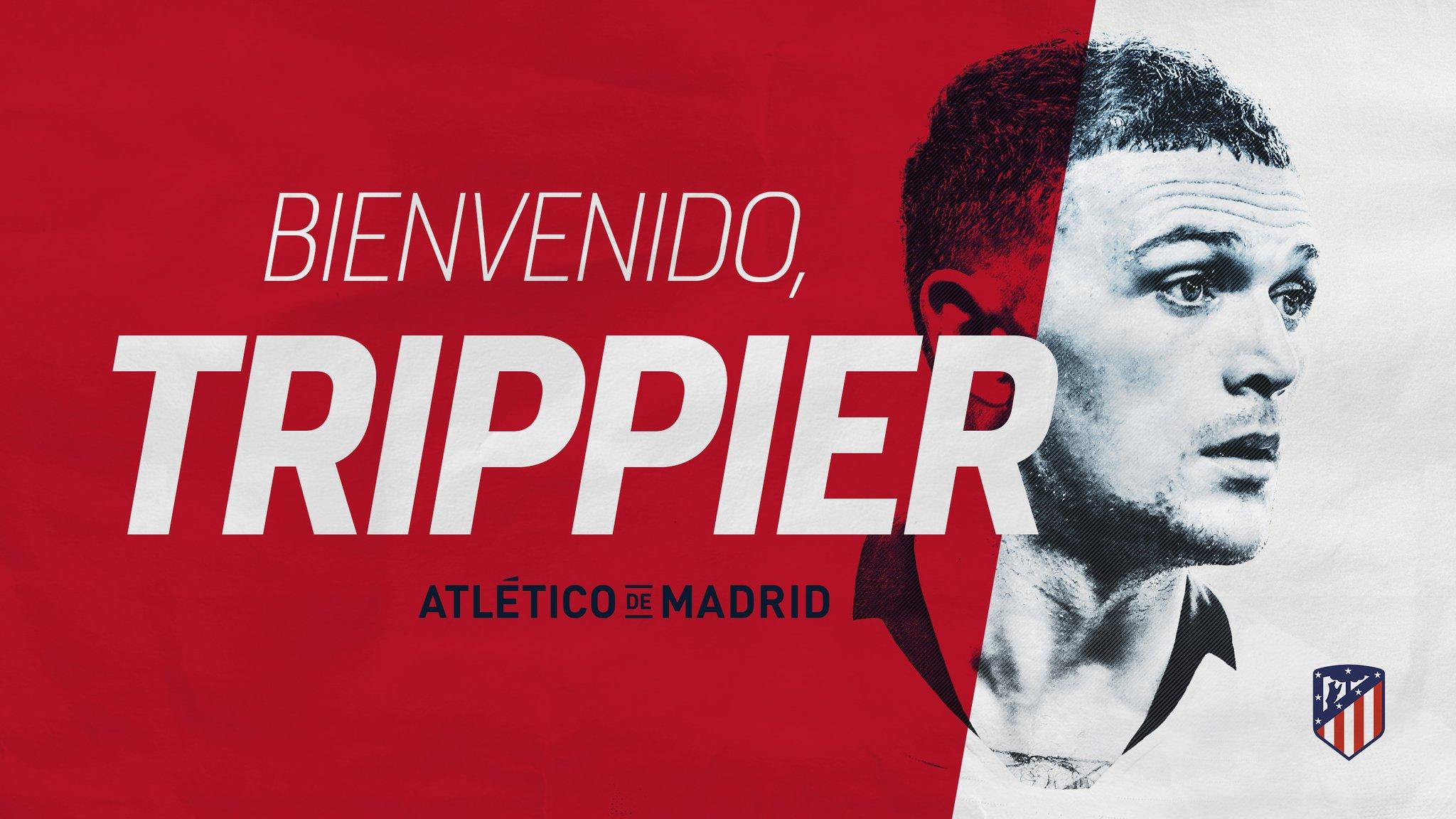 كيران تريبير لاعب اتلتيكو مدريد الجديد