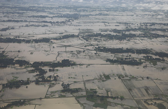 فيضانات نيبال (3)