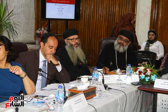 مؤتمر المركز القومى للبحوث الرقابية والجنائية (18)
