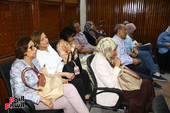 مؤتمر المركز القومى للبحوث الرقابية والجنائية (8)