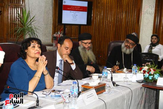 مؤتمر المركز القومى للبحوث الرقابية والجنائية (19)