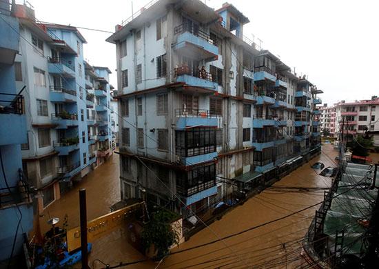 فيضانات نيبال (7)