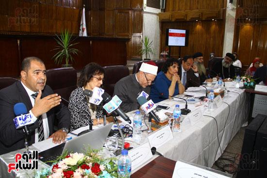 مؤتمر المركز القومى للبحوث الرقابية والجنائية (13)