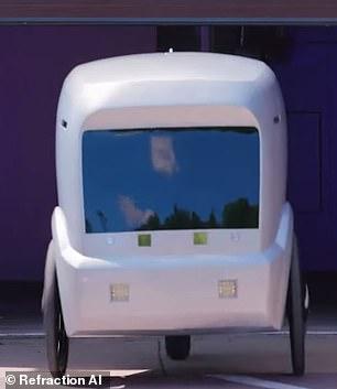 روبوت الدراجة 2