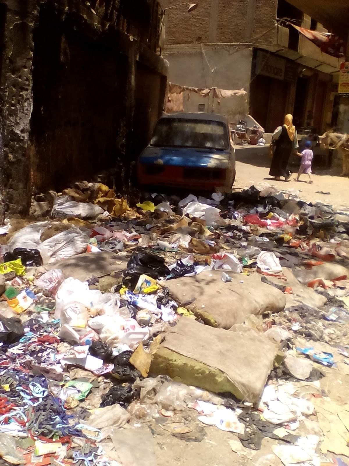 القمامة (2)