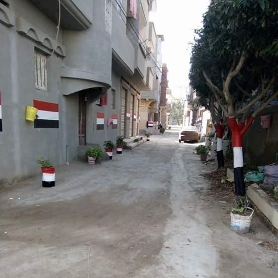 تجميل وتطوير الشارع (3)