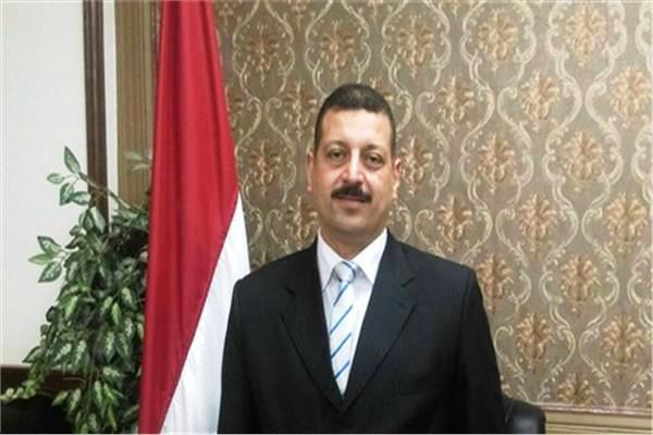 -الدكتور أيمن حمزة المتحدث باسم وزارة الكهرباء