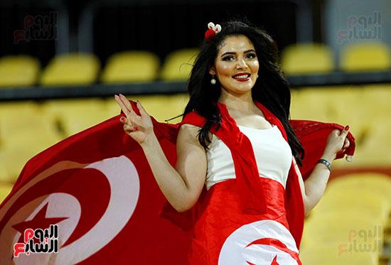 فتاة تونسية