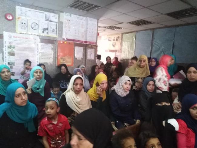 قومي للمرأة بأسيوط ينظم ندوات تثقيفية بالمراكز للتوعية بصحة المرأة (2)