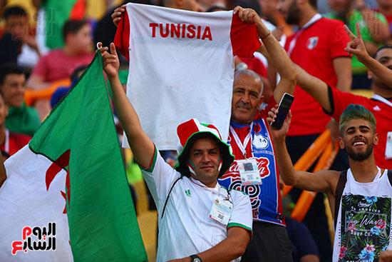 جماهير تونس و الجزائر
