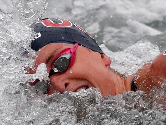 رياضة-السباحة-ضمن-بطولة-العالم-الثامنة-عشر-للسباحة