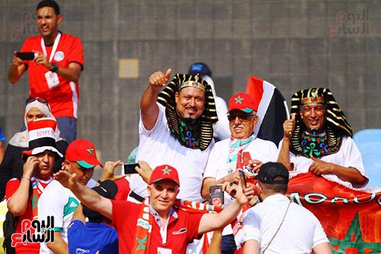 الجماهير المصرية و العربية
