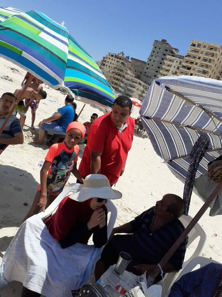 شواطئ العجمى (2)