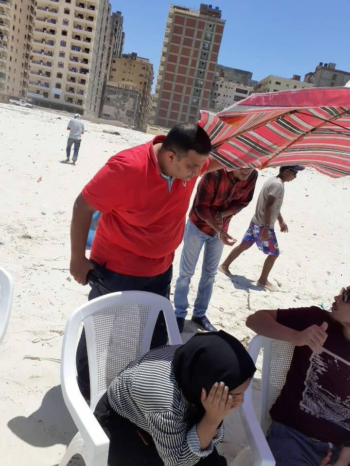 شواطئ العجمى (1)