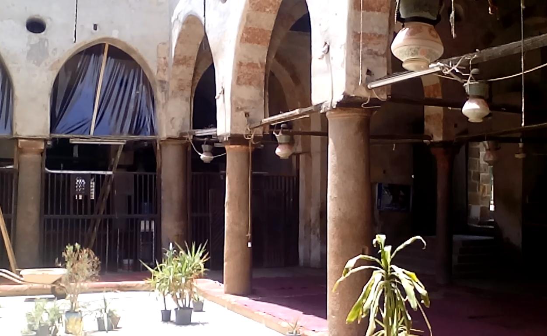 مسجد الوداع بالمنيا