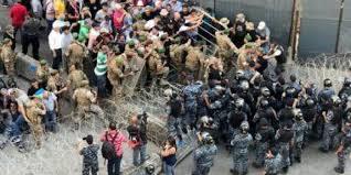 مشادات بين المحاربين القدامى فى لبنان