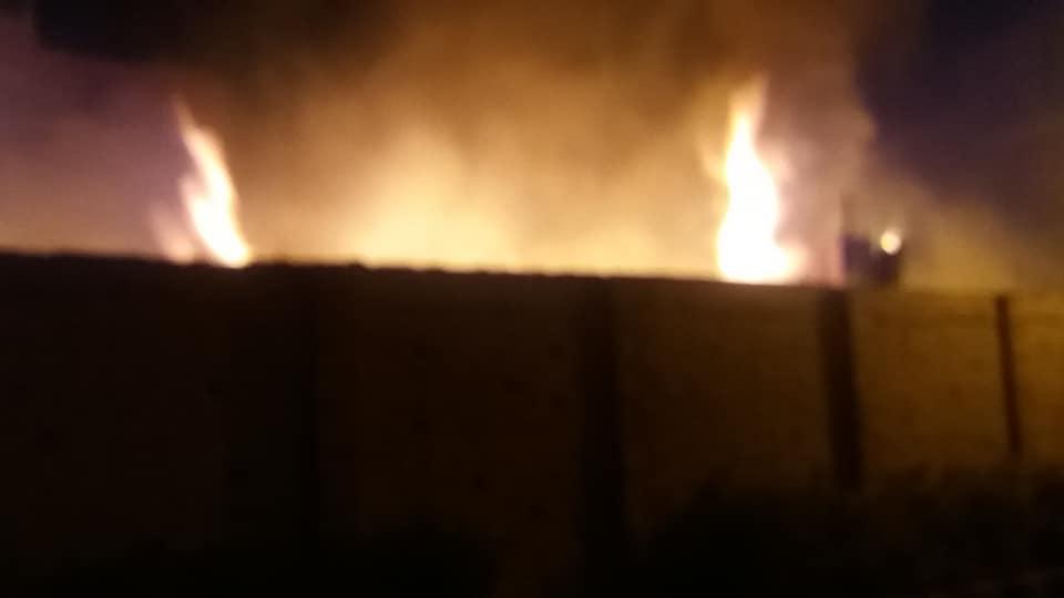 الحريق (3)