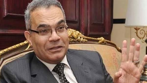 سفير مصر في رومانيا صلاح عبد الصادق