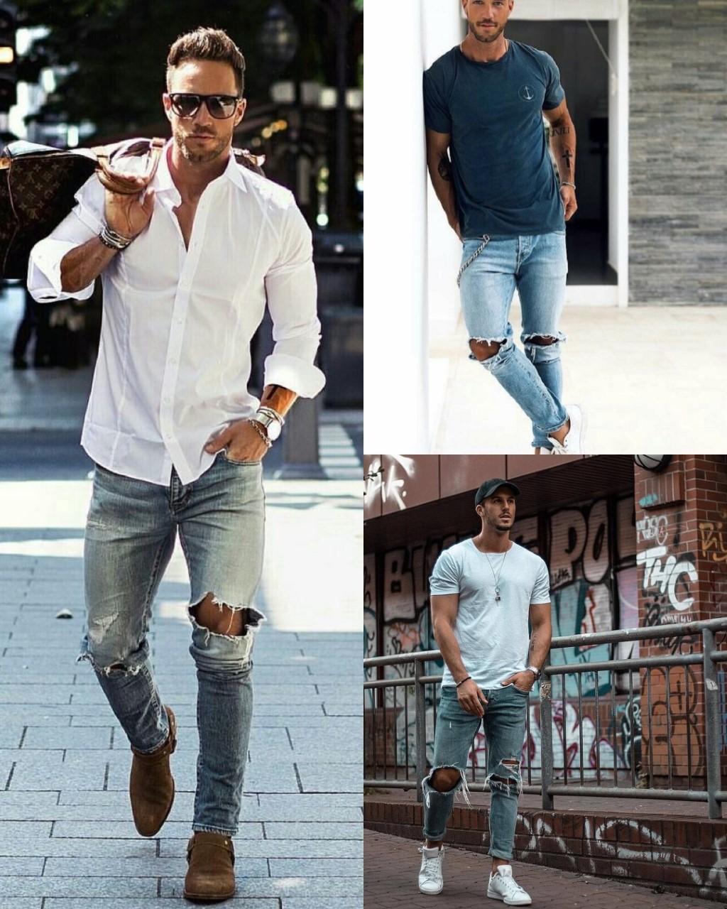 الريبد جينز الرجالى (4)