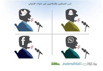 قنوات الإخوان