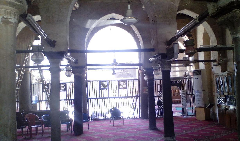 مسجد الوداع بالمنياا