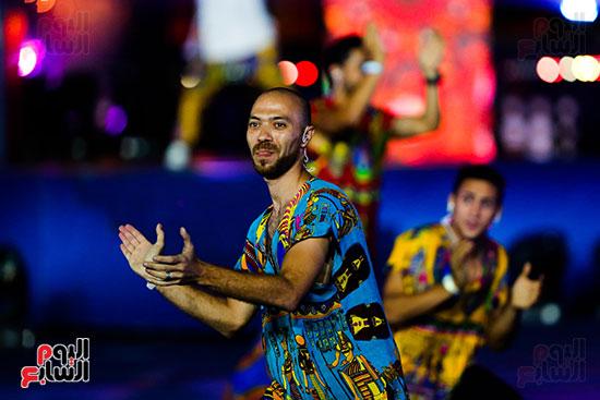 حفل ختام نهائى أمم أفريقيا 2019) (5)