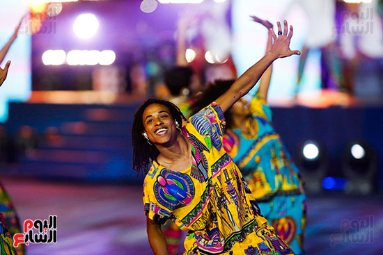 حفل ختام نهائى أمم أفريقيا 2019) (7)