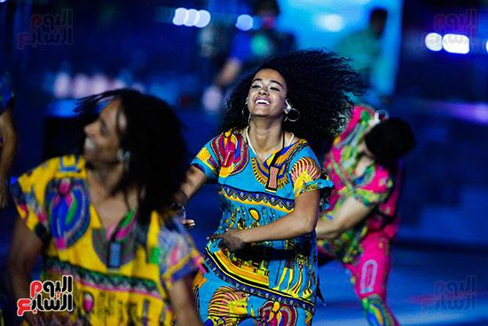 حفل ختام نهائى أمم أفريقيا 2019) (2)