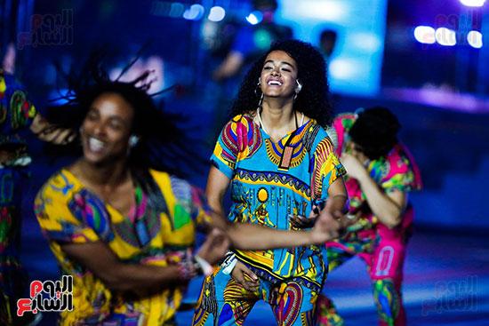 حفل ختام نهائى أمم أفريقيا 2019) (1)