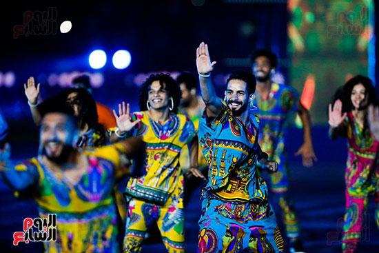 حفل ختام نهائى أمم أفريقيا 2019) (12)