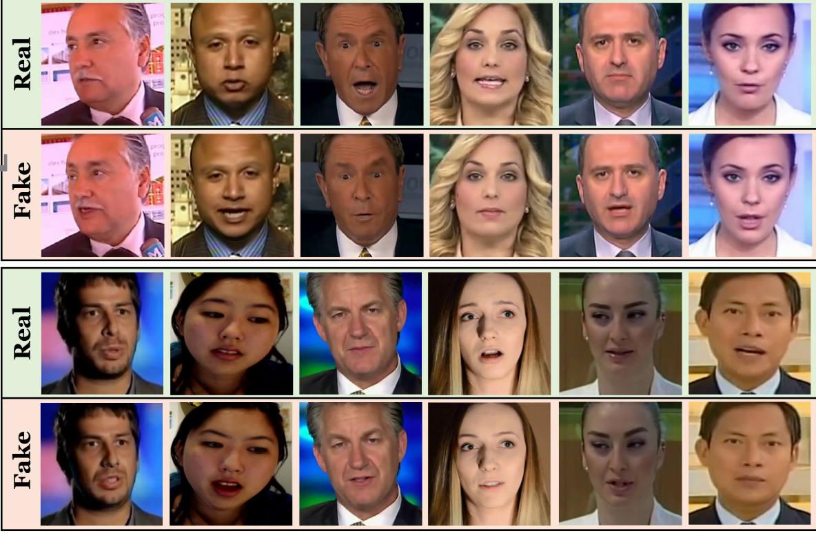 تقنيات deepfake