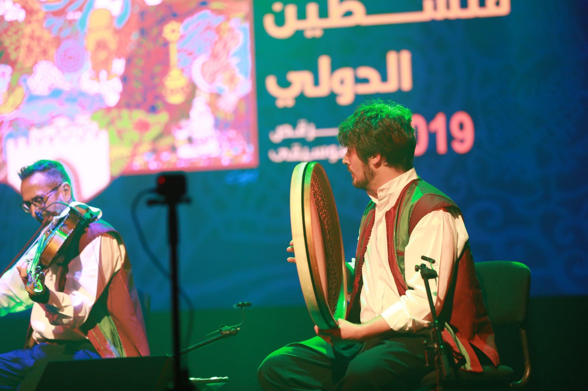 صور حفل ابن عربي في فلسطين (12)