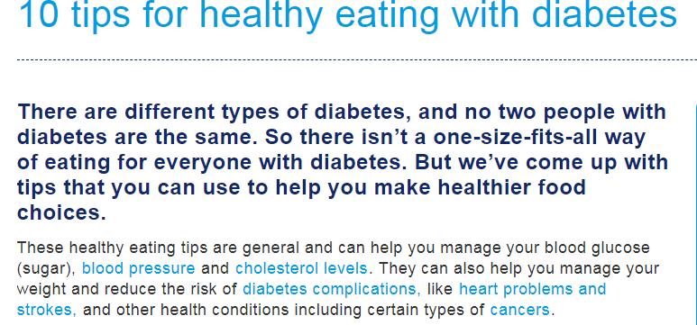 10 نصائح هامة للأكل الصحى لمريض السكر قلل من الملح واللحوم المصنعة اليوم السابع