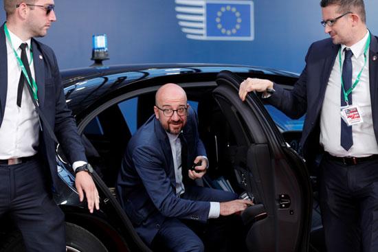 رئيس وزراء بلجيكا