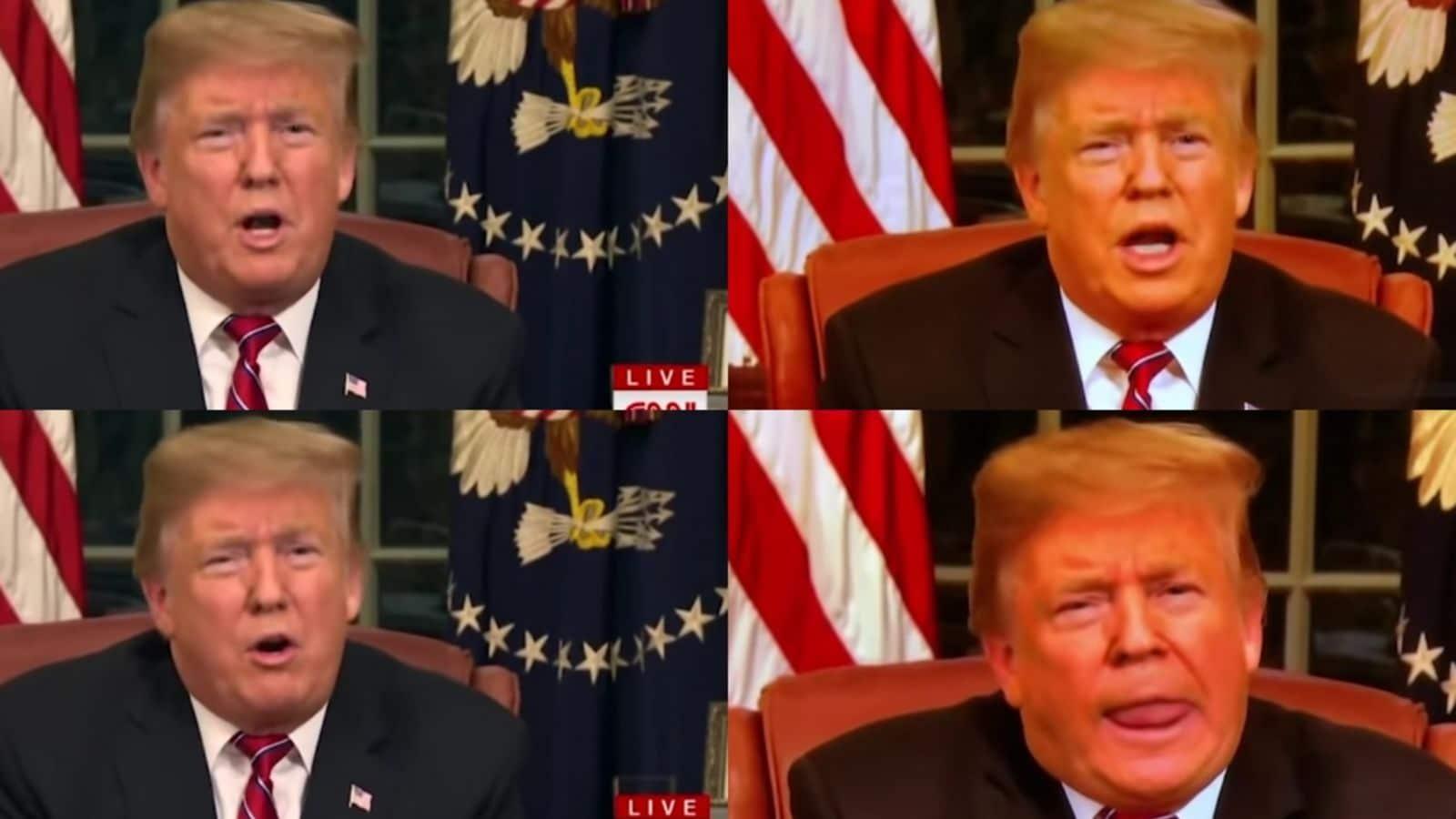deepfake-trump