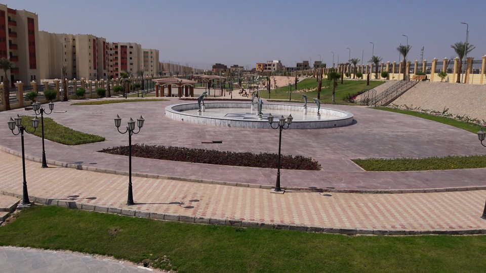 طفرة معمارية وتركيبة فنية ساحرة ترسم مدينة طيبة الجديدة أول مدينة بطراز عالمي (15)