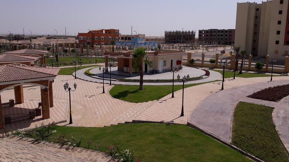 طفرة معمارية وتركيبة فنية ساحرة ترسم مدينة طيبة الجديدة أول مدينة بطراز عالمي (13)