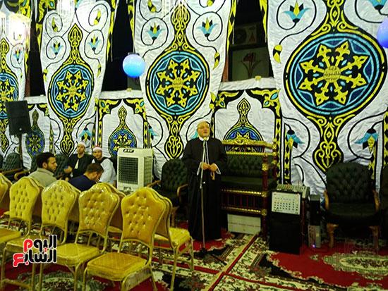 عزاء شقيق حسام حسن وابراهيم حسن (9)
