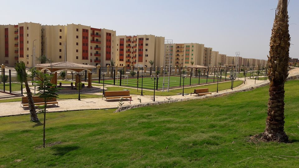 طفرة معمارية وتركيبة فنية ساحرة ترسم مدينة طيبة الجديدة أول مدينة بطراز عالمي (1)