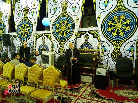 عزاء شقيق حسام حسن وابراهيم حسن (10)