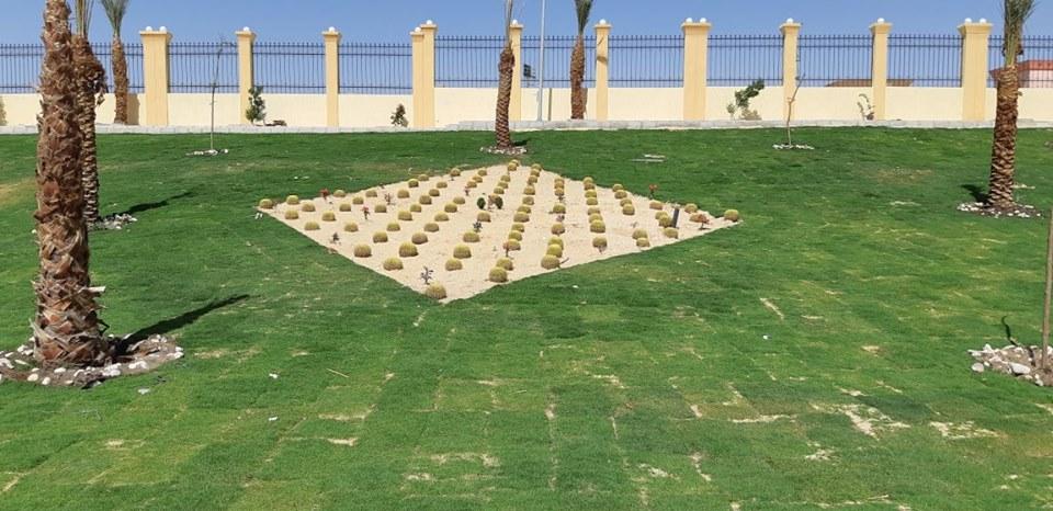 طفرة معمارية وتركيبة فنية ساحرة ترسم مدينة طيبة الجديدة أول مدينة بطراز عالمي (11)