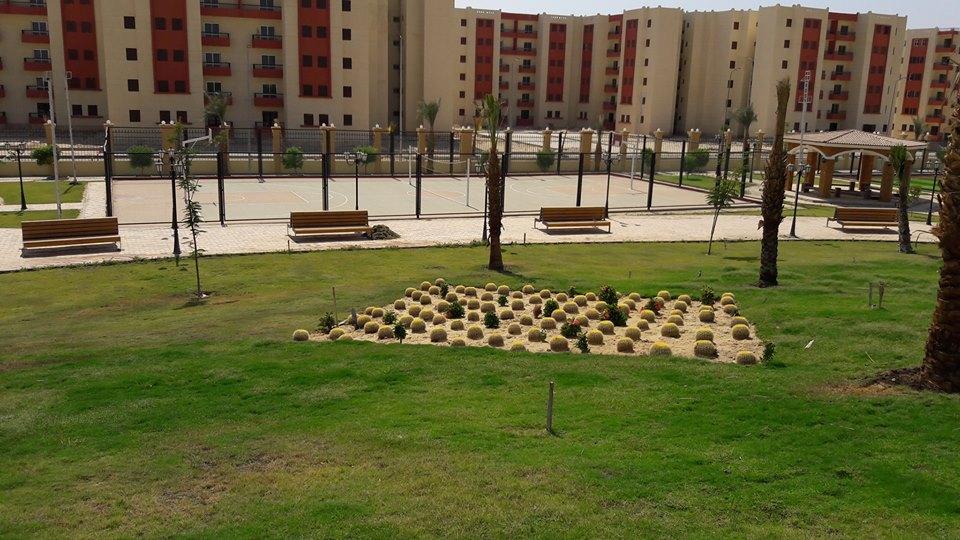 طفرة معمارية وتركيبة فنية ساحرة ترسم مدينة طيبة الجديدة أول مدينة بطراز عالمي (18)