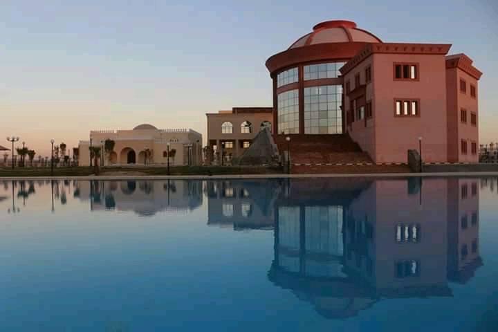 طفرة معمارية وتركيبة فنية ساحرة ترسم مدينة طيبة الجديدة أول مدينة بطراز عالمي (2)