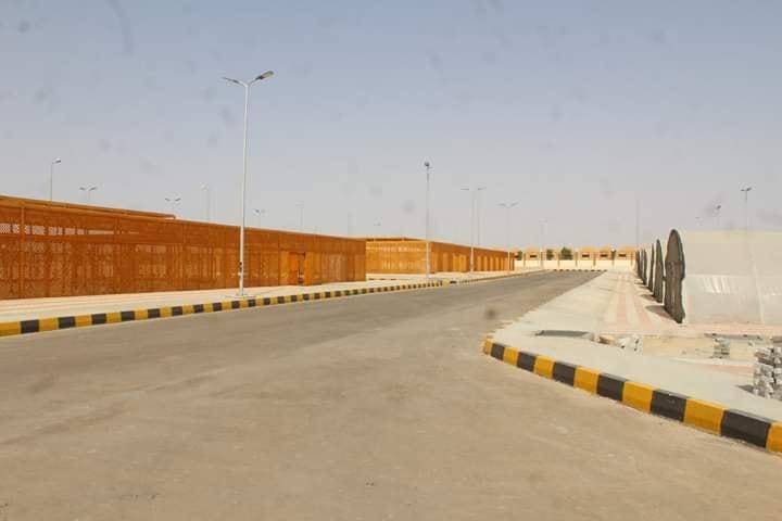 طفرة معمارية وتركيبة فنية ساحرة ترسم مدينة طيبة الجديدة أول مدينة بطراز عالمي (24)