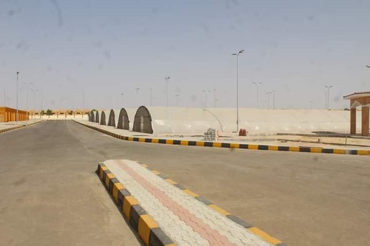 طفرة معمارية وتركيبة فنية ساحرة ترسم مدينة طيبة الجديدة أول مدينة بطراز عالمي (25)