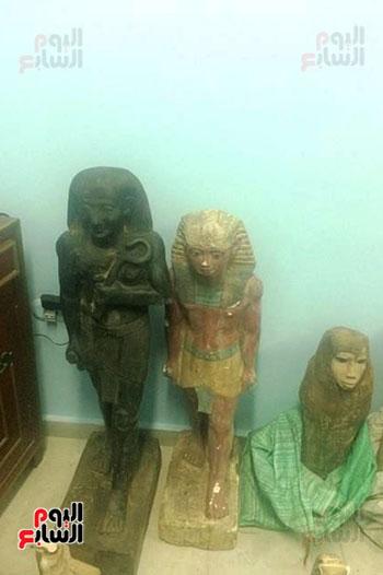 حملات-مواجهة-لصوص-الآثار-الفرعونية-بالأقصر-مازالت-مستمرة-(2)