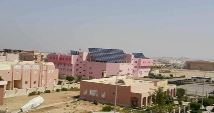 طفرة معمارية وتركيبة فنية ساحرة ترسم مدينة طيبة الجديدة أول مدينة بطراز عالمي (22)