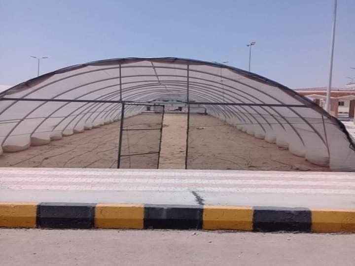 طفرة معمارية وتركيبة فنية ساحرة ترسم مدينة طيبة الجديدة أول مدينة بطراز عالمي (5)