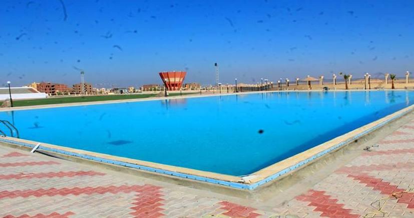 طفرة معمارية وتركيبة فنية ساحرة ترسم مدينة طيبة الجديدة أول مدينة بطراز عالمي (7)